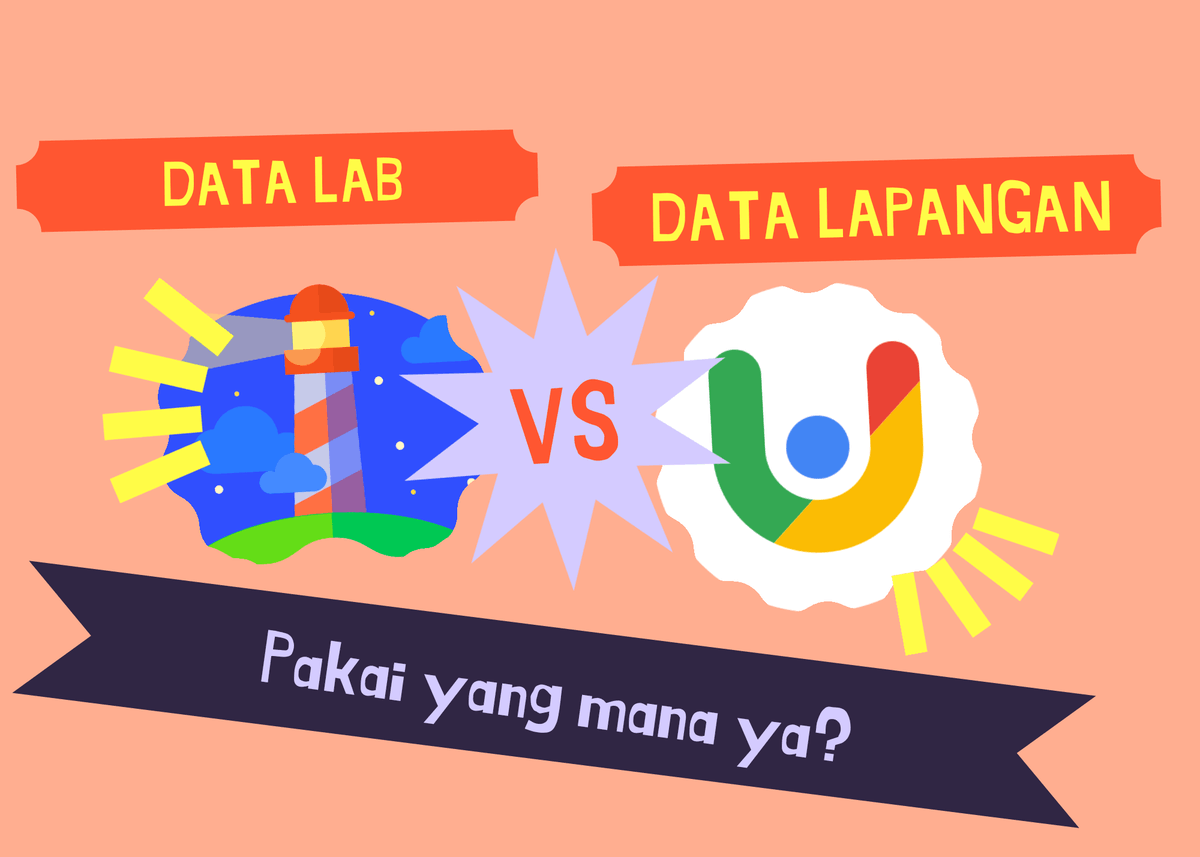 Cover Data Lab dan Data Lapangan